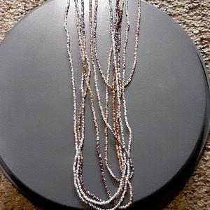 Multiple Women's Necklaces